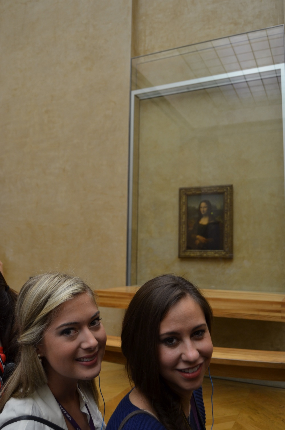 Finally Met My Girl Mona