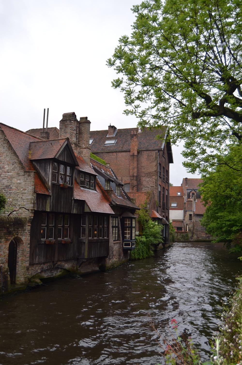 Weekend in Brugge