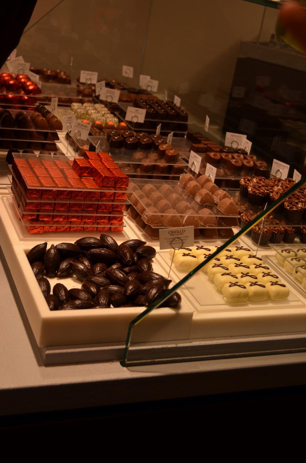 Neuhaus Chocolatier