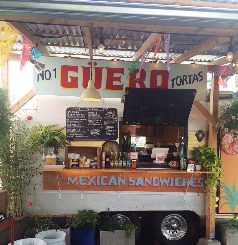 Food Truck Friday // Güero