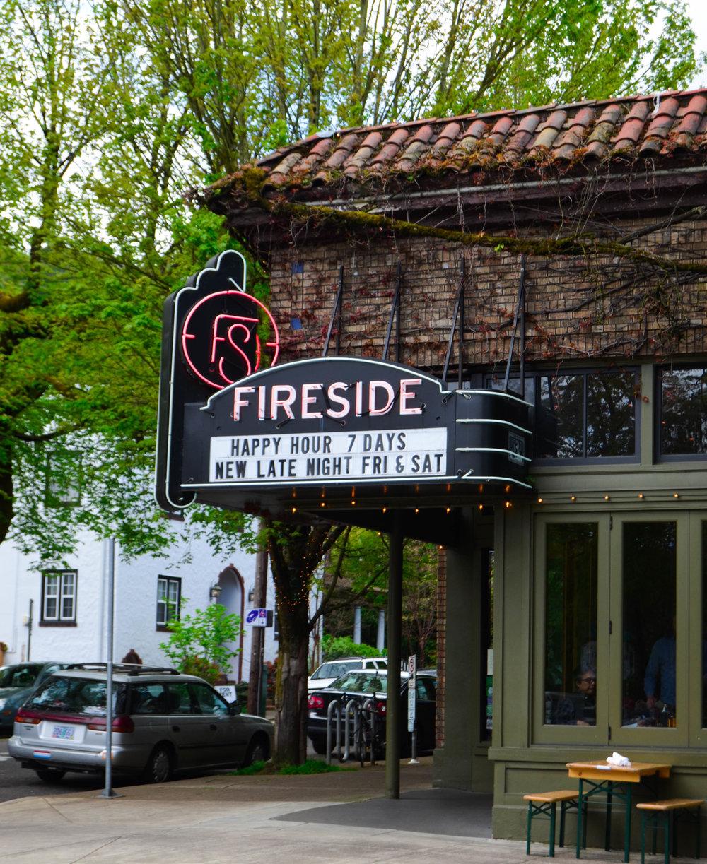 Fireside - 801 NW 23rd Ave.