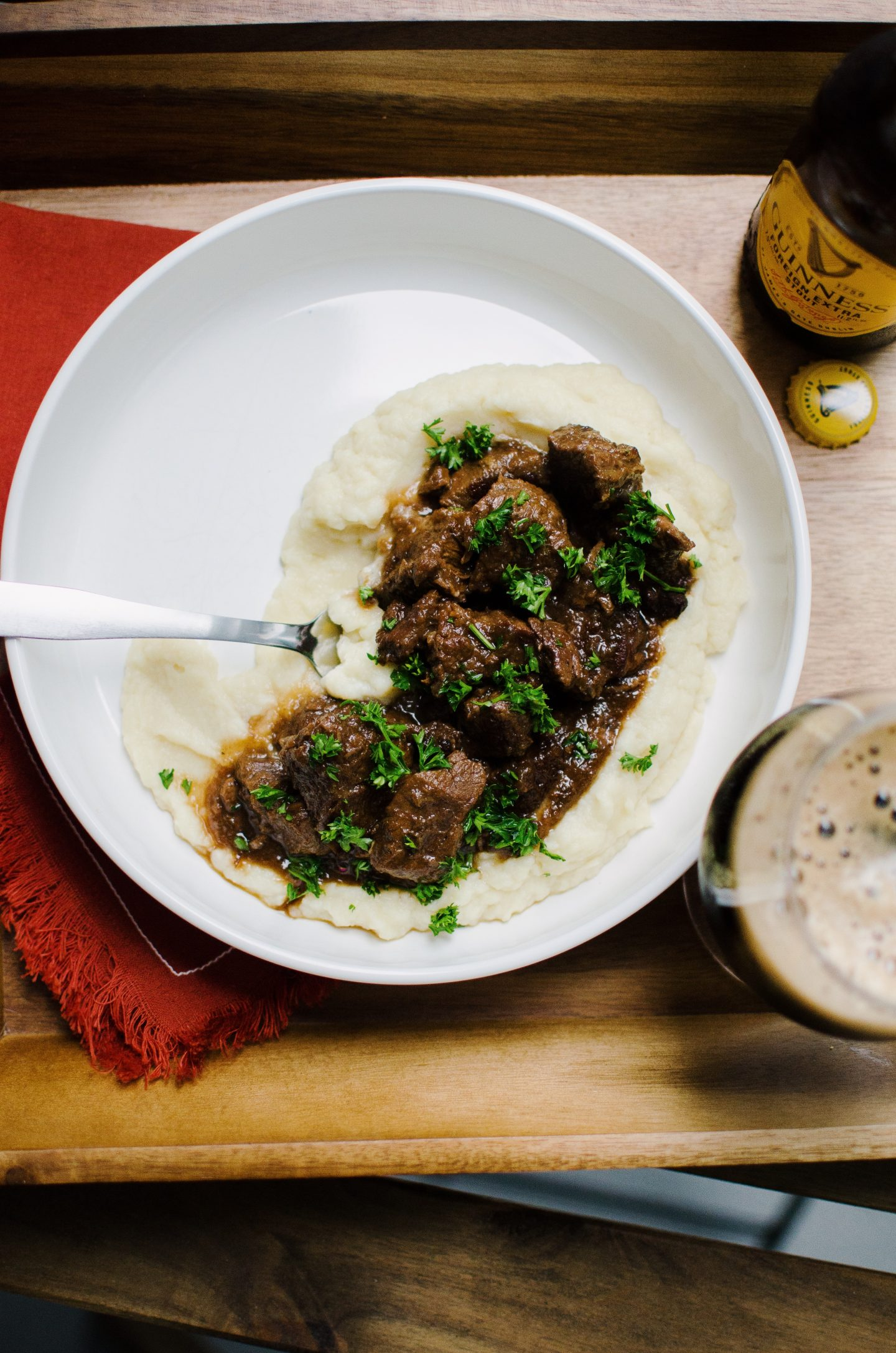 Easy Guinness Beef Stew